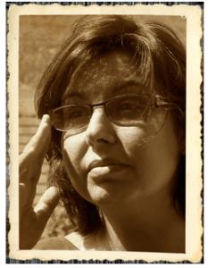 Photo Patrizia co-gérante de l'agence de voyage sur mesure Esprit Pionnier