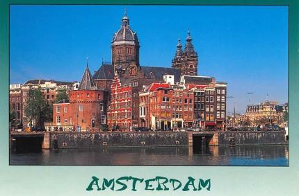 Amsterdam – Août 2012