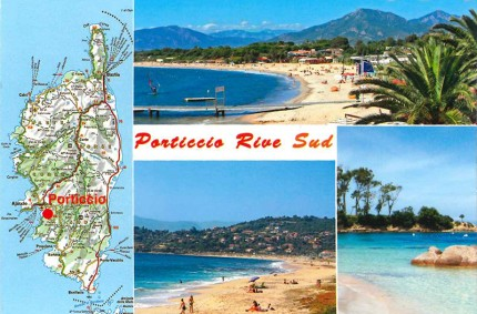 Corse – Septembre 2012