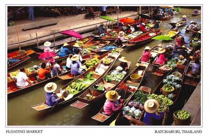 Thaïlande – Février 2012