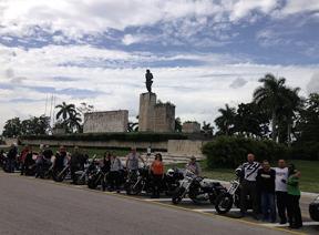 Voyage à Cuba en Harley Davison avec Esprit Pionnier, agence de voyages en Haute Savoie