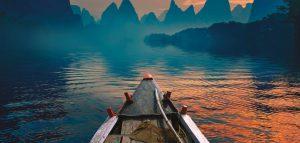 pirogue thailande - Esprit pionnier Agence de voyages