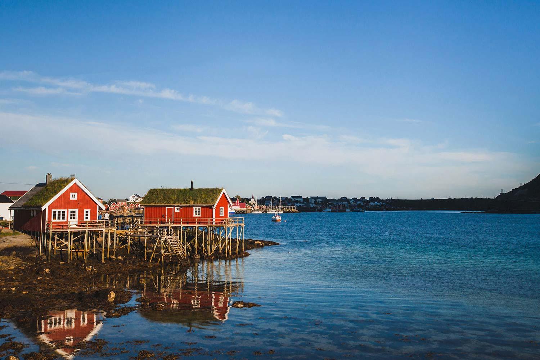 Image de l'article : Parcourir les îles Lofoten à vélo - Esprit Pionnier