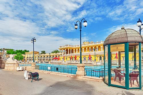 Thermes Budapest