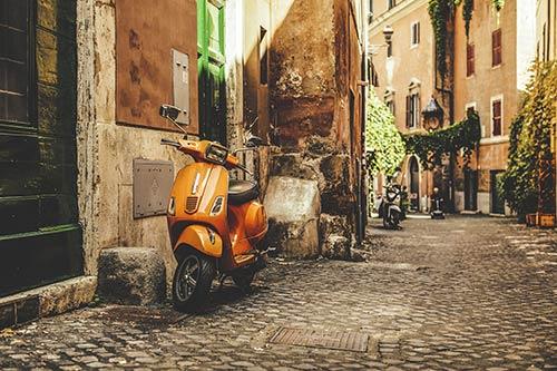 Image de l'article : Dolce Vita à Rome le temps d'un séminaire - Esprit Pionnier