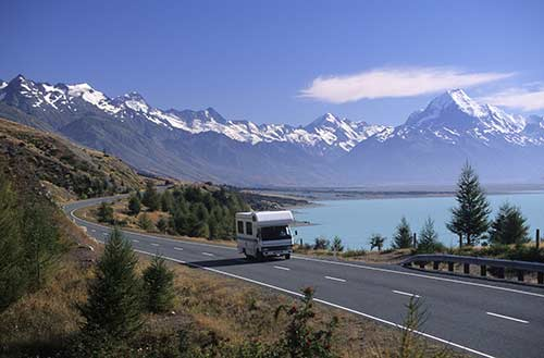 Image de l'article : La Nouvelle-Zélande en camping-car - Esprit Pionnier