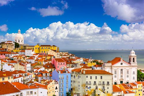 Image de l'article : Découvrez, Lisbonne, ses alentours et ses mille couleurs - Esprit Pionnier